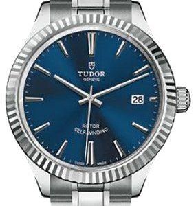 Tudor Style 12510-0013 Kello Sininen / Teräs