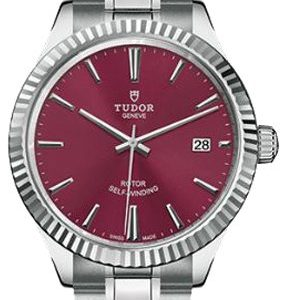 Tudor Style 12510-0015 Kello Punainen / Teräs
