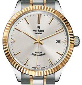 Tudor Style 12513-0009 Kello Hopea / 18k Keltakultaa