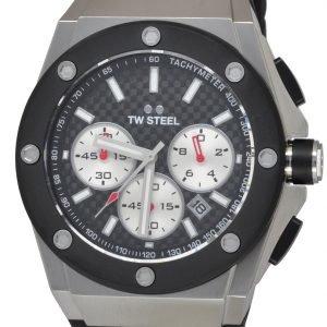 Tw Steel Ceo Tech Ce4020 Kello Musta / Kumi