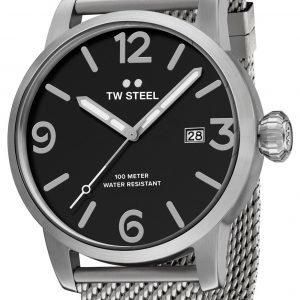 Tw Steel Maverick Mb11 Kello Musta / Teräs