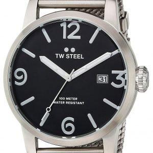 Tw Steel Maverick Mb12 Kello Musta / Teräs
