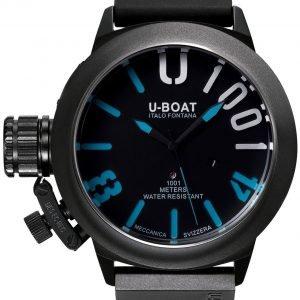 U-Boat Classico 7541/6949 Kello Musta / Kumi
