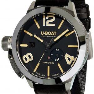 U-Boat Classico 9006 Kello Musta / Nahka