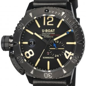 U-Boat Classico 9015 Kello Musta / Kumi