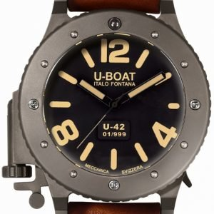 U-Boat U-42 6157 Kello Musta / Nahka