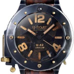 U-Boat U-42 8088 Kello Musta / Nahka