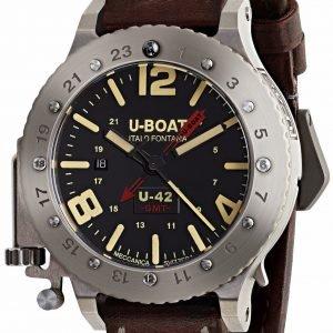 U-Boat U-42 8095 Kello Musta / Nahka