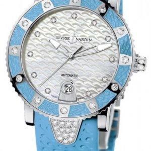 Ulysse Nardin Ladies Diver 8103-101e-3c-10.13 Kello