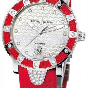 Ulysse Nardin Ladies Diver 8103-101e-3c-10.16 Kello