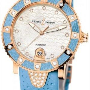 Ulysse Nardin Ladies Diver 8106-101e-3c-10.13 Kello