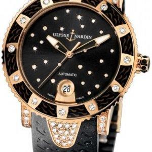 Ulysse Nardin Ladies Diver Starry Night 8106-101ec-3c-22 Kello