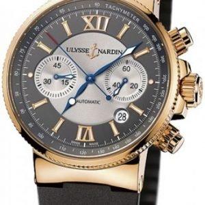 Ulysse Nardin Marine Collection Chronograph 356-66-3-319 Kello