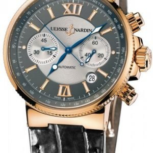 Ulysse Nardin Marine Collection Chronograph 356-66-319 Kello