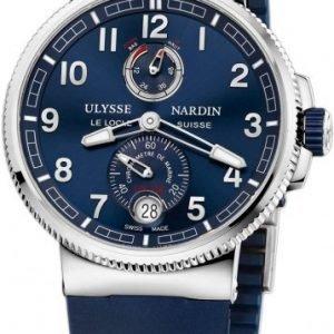Ulysse Nardin Marine Collection Chronometer 1183-126-3-63 Kello
