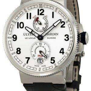 Ulysse Nardin Marine Collection Chronometer 1183-126-61 Kello