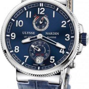 Ulysse Nardin Marine Collection Chronometer 1183-126-63 Kello