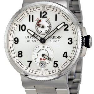 Ulysse Nardin Marine Collection Chronometer 1183-126-7m-61 Kello