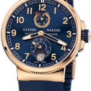 Ulysse Nardin Marine Collection Chronometer 1186-126-3-63 Kello