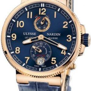 Ulysse Nardin Marine Collection Chronometer 1186-126-63 Kello