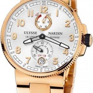 Ulysse Nardin Marine Collection Chronometer 1186-126-8m-61 Kello