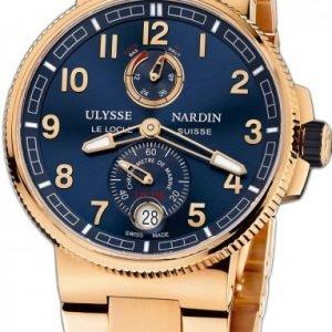 Ulysse Nardin Marine Collection Chronometer 1186-126-8m-63 Kello