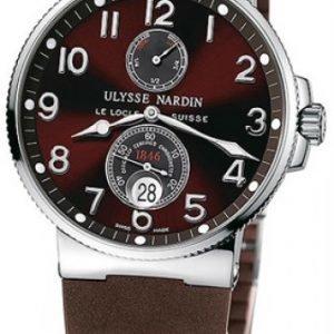 Ulysse Nardin Marine Collection Chronometer 263-66-3-625 Kello