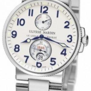 Ulysse Nardin Marine Collection Chronometer 263-66-7 Kello