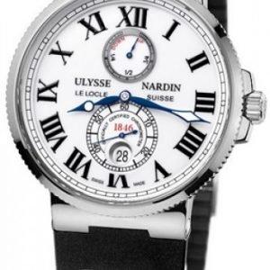 Ulysse Nardin Marine Collection Chronometer 263-67-3-40 Kello