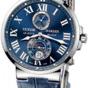 Ulysse Nardin Marine Collection Chronometer 263-67-43 Kello
