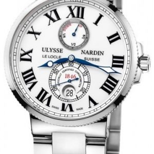 Ulysse Nardin Marine Collection Chronometer 263-67-7-40 Kello