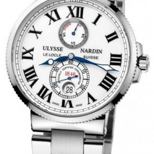 Ulysse Nardin Marine Collection Chronometer 263-67-7m-40 Kello