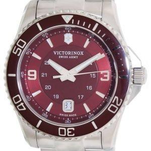Victorinox 241604 Kello Punainen / Teräs
