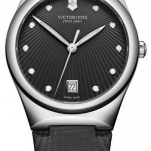 Victorinox 241632 Kello Musta / Satiini