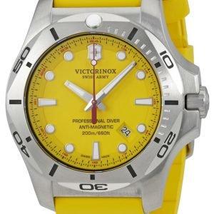 Victorinox 241735 Kello Keltainen / Kumi