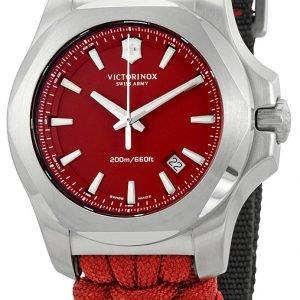 Victorinox 241744 Kello Punainen / Tekstiili