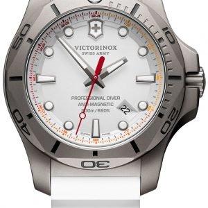 Victorinox 241811 Kello Valkoinen / Kumi