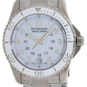 Victorinox 249051 Kello Valkoinen / Teräs