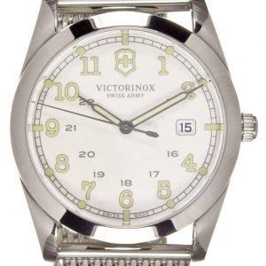 Victorinox 249065 Kello Valkoinen / Teräs