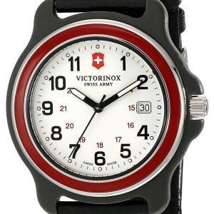 Victorinox 249085 Kello Valkoinen / Tekstiili