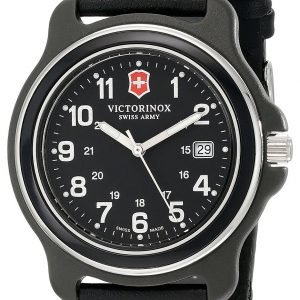 Victorinox 249087 Kello Musta / Tekstiili