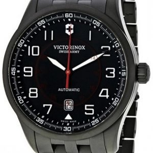 Victorinox Airboss 241740 Kello Musta / Teräs