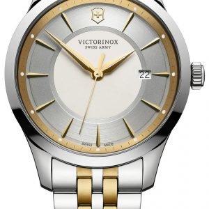 Victorinox Alliance 241803 Kello Hopea / Kullansävytetty