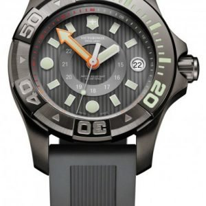 Victorinox Dive Master 241555 Kello Musta / Kumi