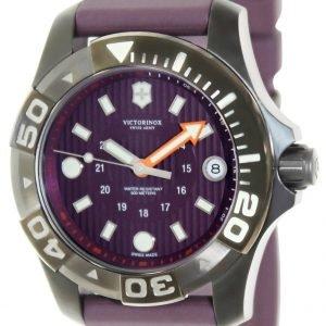 Victorinox Dive Master 241558 Kello Violetti / Kumi