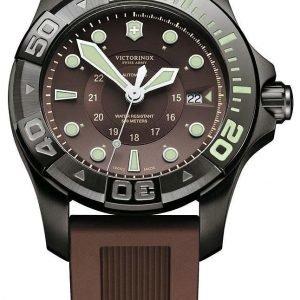 Victorinox Dive Master 241562 Kello Ruskea / Kumi
