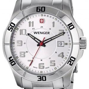 Wenger 70489 Kello Valkoinen / Teräs