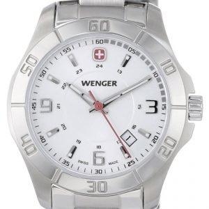 Wenger 70499 Kello Valkoinen / Teräs