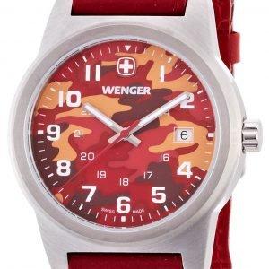 Wenger Field Classic 01.0441.111 Kello Monivärinen / Tekstiili