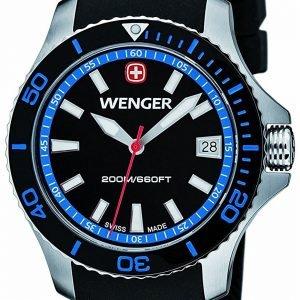 Wenger Seaforce 01.0621.102 Kello Musta / Kumi